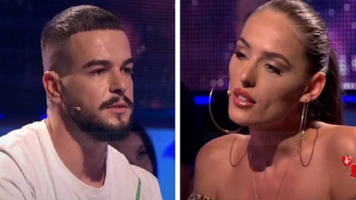 """Për'Puthen"""" / Ana i shpreh hapur ndjenjat Fatjonit: Me ty kam pasur disa ndjesi dhe emocione që… - TiranaNews"""